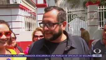 José Ramón, hijo de AMLO, dice que no tendrá cargo público