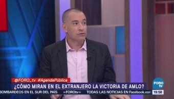 Elección López Obrador Prensa Internacional Victoria