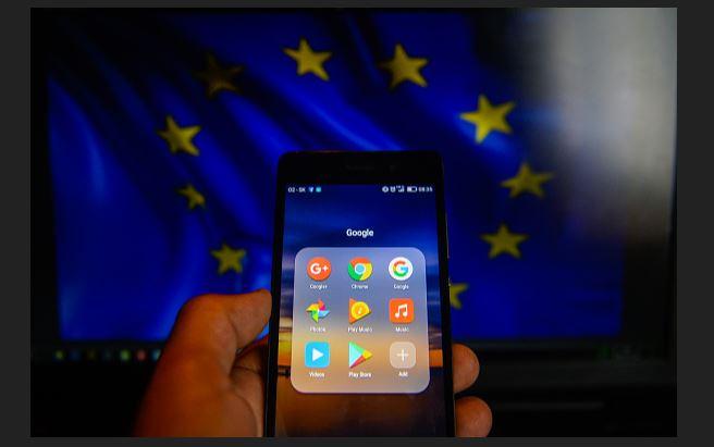 Trump critica multa impuesta por la Unión Europea a Google