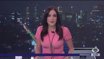 Las noticias, con Danielle Dithurbide: Programa del 12 de julio del 2018