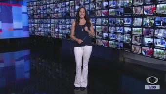 Las noticias con Danielle Dithurbide Programa 13 julio