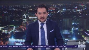 Las noticias, con Danielle Dithurbide: Programa del 19 de julio del 2018