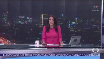 Las noticias, con Danielle Dithurbide: Programa del 3 de julio del 2018