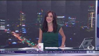 Las noticias, con Danielle Dithurbide: Programa del 4 de julio del 2018