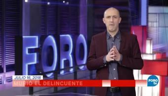 Las Noticias con, Julio Patán: Programa del 16 de julio