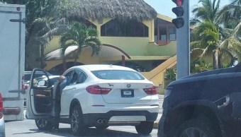 Roban 500 mil pesos hombre al salir de banco en Veracruz