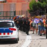 Ingresan en cárceles de Cataluña líderes independentistas