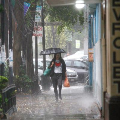 Se prevén lluvias intensas en el norte y occidente de México