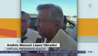 López Obrador defiende nombramiento de Bartlett en CFE