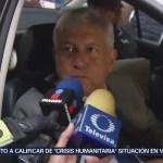 López Obrador inicia labores en su casa de