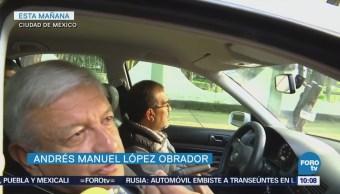 López Obrador: Reunión con CCE, para lograr acuerdos