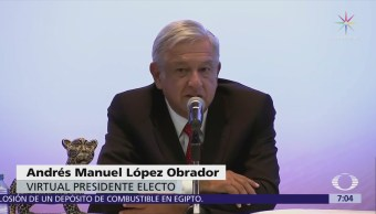 López Obrador se reúne con gobernadores todos