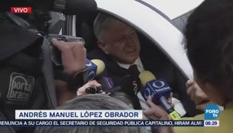 López Obrador sostendrá reunión con Marcelo Ebrard