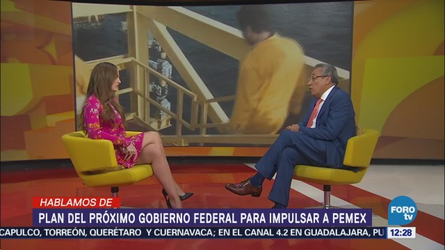 Luis Soto analiza el proyecto energético de AMLO