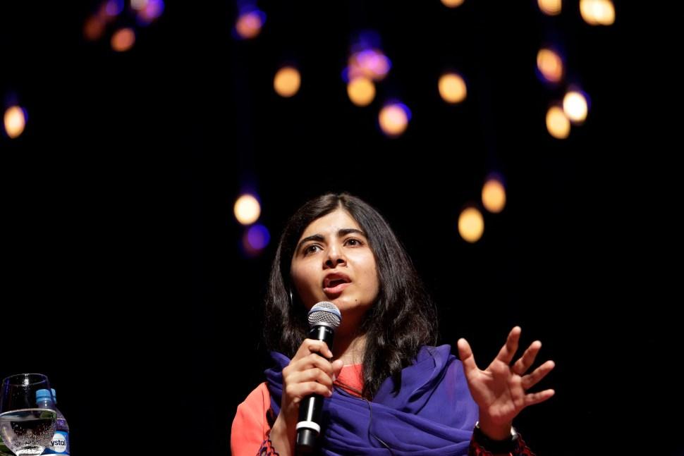 Malala cruel política Trump separar familias migrantes