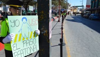 implementan campana maneja bien tu vida ciudad juarez chihuahua evitar accidentes