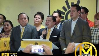 PRD emprenderá transformación profunda tras derrota electoral