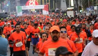 Muere un corredor del Medio Maratón de la CDMX