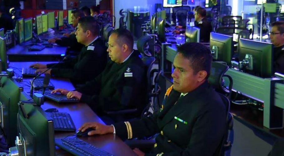 Incluyen el Centro de Mando y Control de la Semar al 911