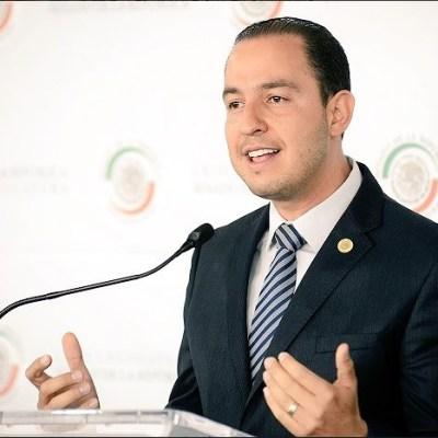 Marko Cortés: Nuevo presidente del PAN no debe aspirar a cargo de elección