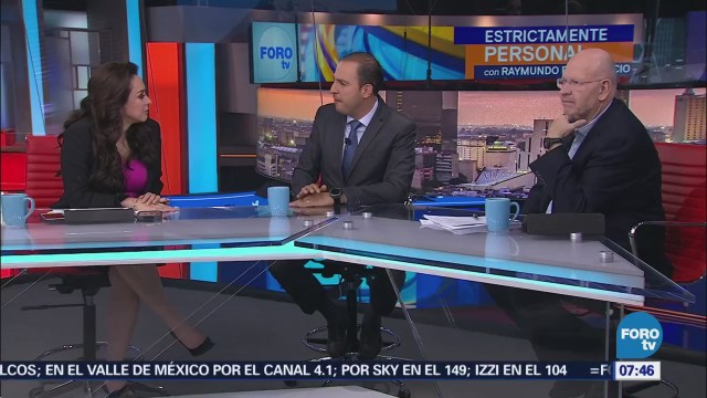 Marko Cortés: PAN debe entender que ahora es oposición