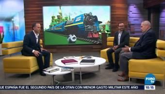 Matutino Express del 10 de julio con Esteban Arce (Parte 2)