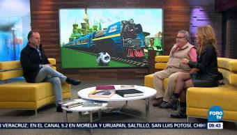 Matutino Express del 13 de julio con Esteban Arce (Parte 2)