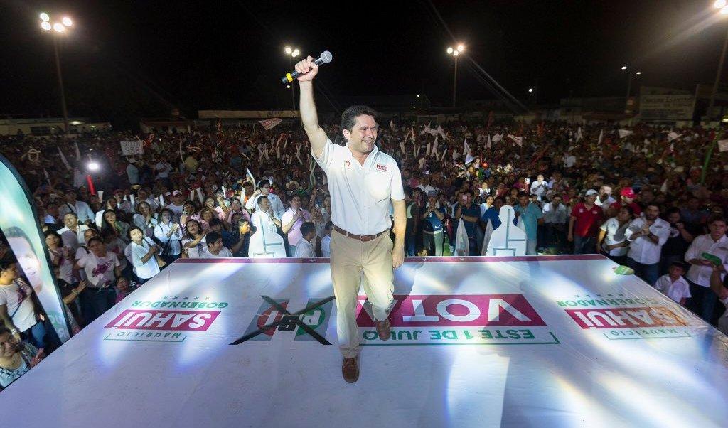 Mauricio Sahuí reconoce derrota para gubernatura de Yucatán
