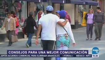 Mejore su comunicación con familiares y amigos