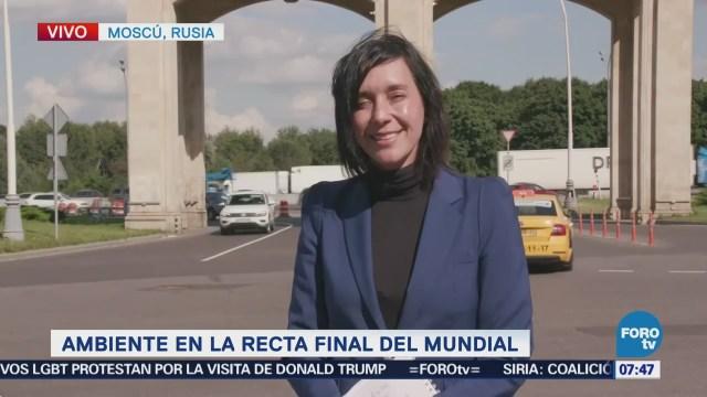 Mexicanos dejan una derrama de 45 mdd en Rusia por Mundial