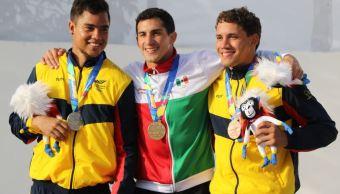 México sigue cosechando oros en los Juegos Centroamericanos