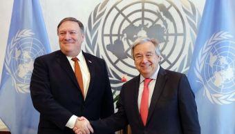 EU pide a ONU mantener presión a Corea del Norte