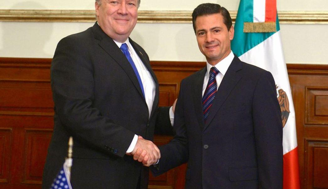 Peña Nieto pide dar prioridad al bienestar de los niños