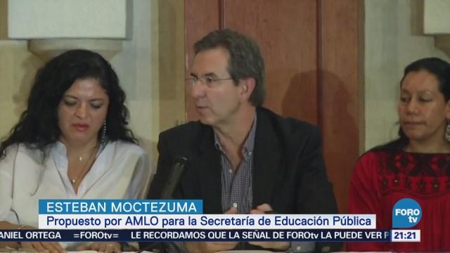Moctezuma Barragán Habla Sobre Reforma Educativa