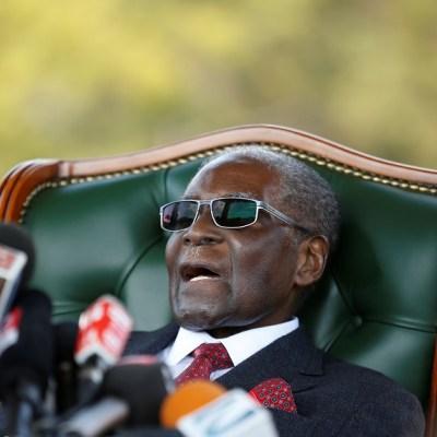 Mugabe no votará por su sucesor Emmerson Mnangagwa en Zimbabue