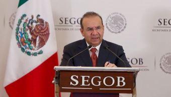 Navarrete Prida anuncia captura de uno de los 122 objetivos prioritarios