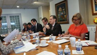 Funcionario de Secretaría de Economía ve avance en TLCAN