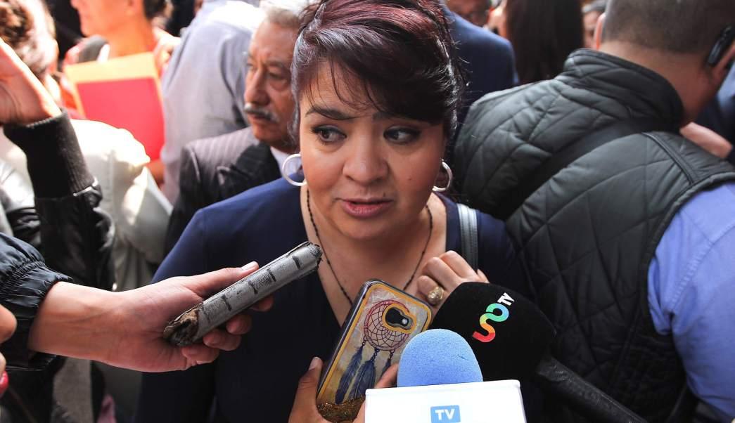TEPJF multa al PRI por calumniar a Nestora Salgado
