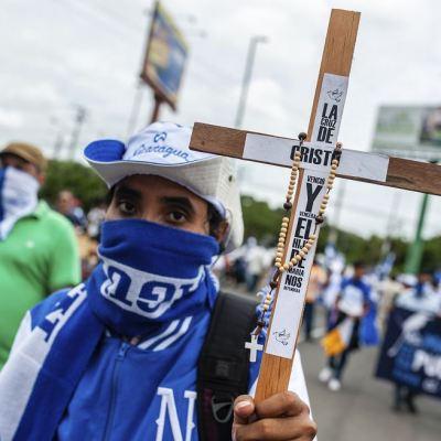 Iglesia católica es perseguida en Nicaragua, afirma cardenal Leopoldo Brenes