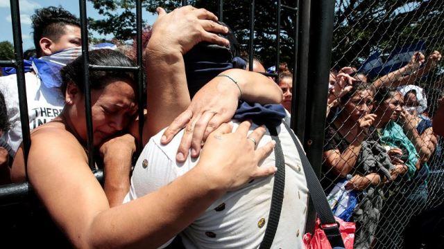 México condena represión contra estudiantes en Nicaragua