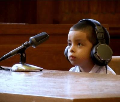 Cortometraje muestra interrogatorios a niños migrantes no acompañados en EU