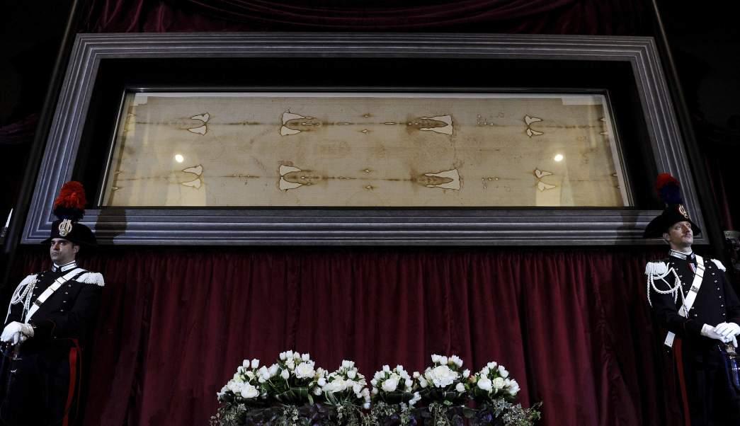 Nuevo estudio forense sugiere Sábana Santa Turín es falsa