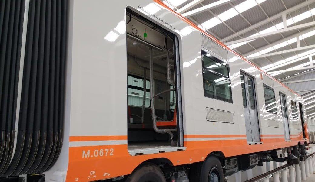 Nuevos Trenes Metro CDMX, Nuevos Trenes Línea 1 Metro CDMX, Metro CDMX, STC Metro, CDMX, Transporte