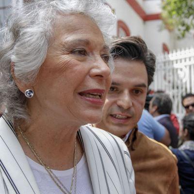 Sánchez Cordero anuncia reestructuración de Gobernación