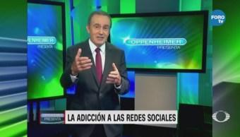 Oppenheimer Presenta Programa Julio Adicción Redes Sociales
