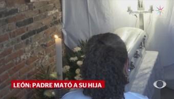Padre asesina a su hija en León, Guanajuato