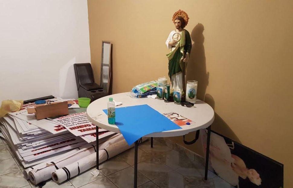 armas pancartas desaparecidos nuevo laredo victimas