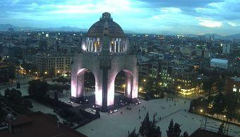 Prevén lluvias con caída de granizo para la Ciudad de México
