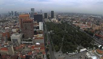 Radiación solar presenta niveles altos en la Ciudad de México