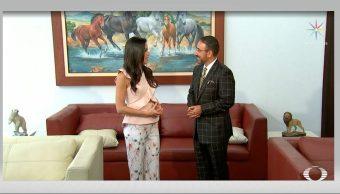 Paola Rojas se convierte en 'árbol' con poder mente